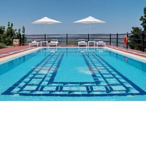 Filippos Villa Sleeps 10 with Pool Air Con and WiFi