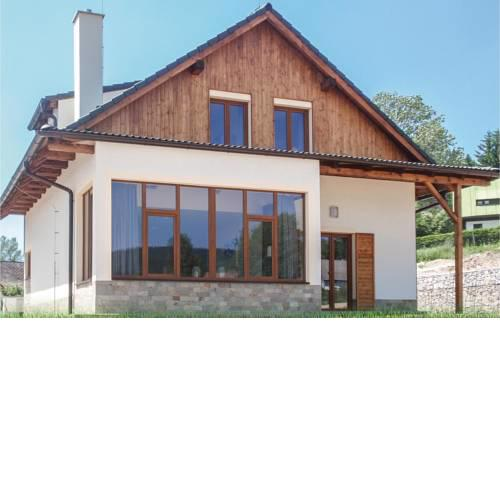 Four-Bedroom Holiday Home in Lipno nad Vltavou