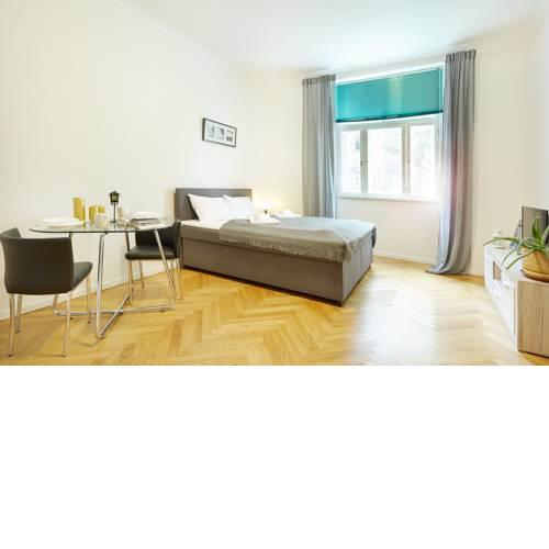 Friendly apartments in Prague