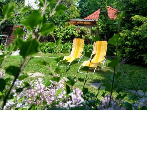Garden Buddha Apartman free wifi, parking, BBQ, terrace