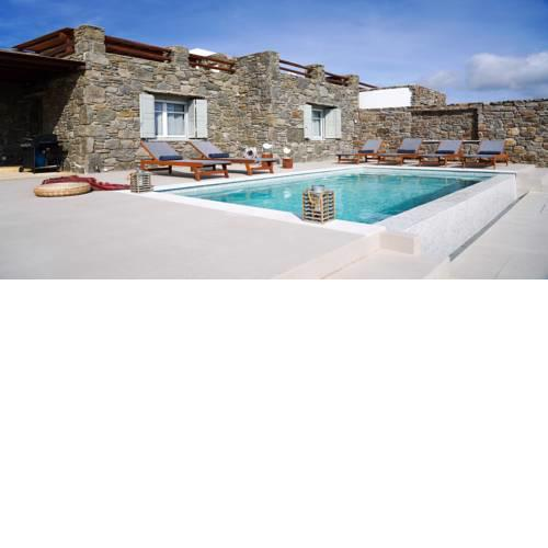 Gorgeous Cycladic Ortus Navy Villa with POOL 3bed & 2bath Sleeps 5!