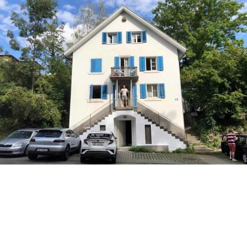 Guesthouse Adliswil Zurich Trendy Double Room 1