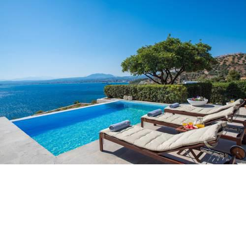 Helidoni Hill seaview family villa