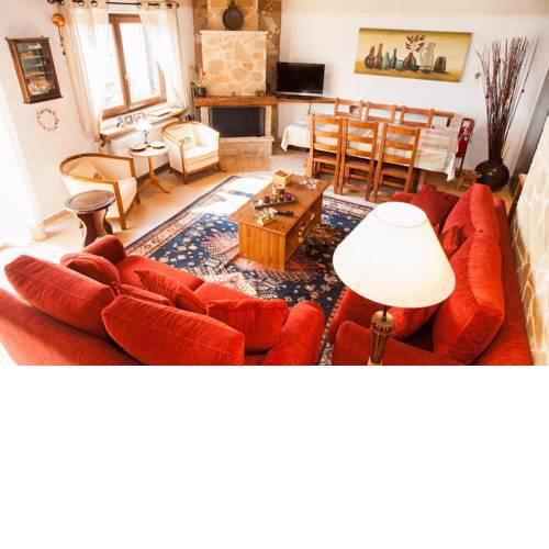 Hilltop Restful Maisonette in Arachova Downtown!