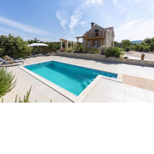 Holiday home in Puscica - Insel Brac 41549