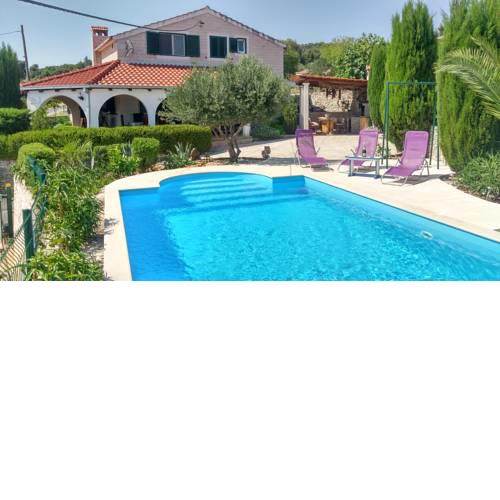 Holiday home in Skrip/Insel Brac 5973