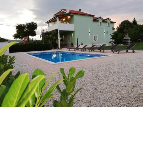Holiday house Matea with Pool ***