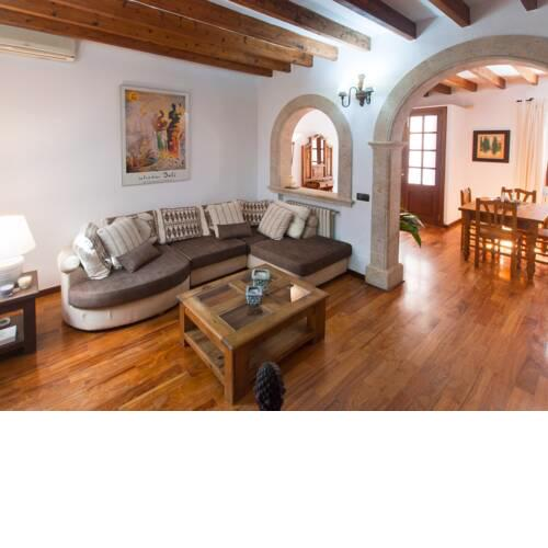 House Es Convent in Alcudia, close to beaches