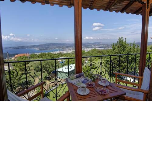 IATROU HOUSE- villa WITH INCREDIBLE VIEW