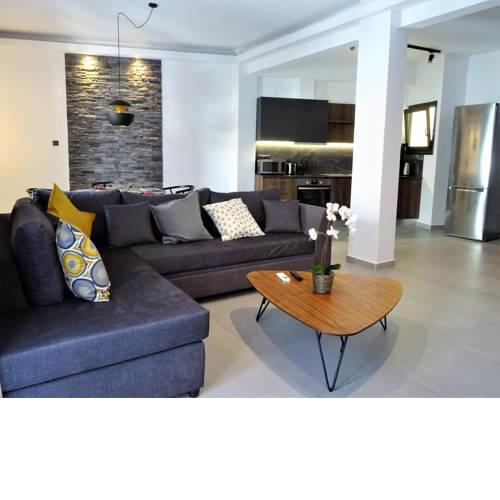 Joy Luxury Apartment near Acropolis