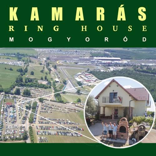 Kamarás Ring House