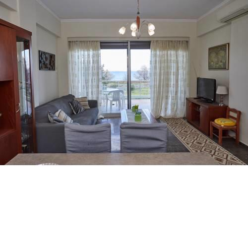 Karfas sea view apartment