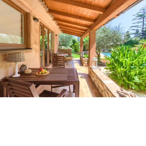 La Villetta - First Class location with big private pool