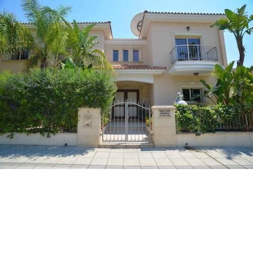 Limassol sea view luxury villa