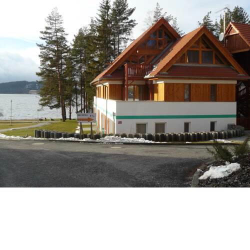 Lipno Lakeside Apartment