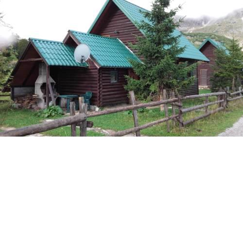 Log House Durmitor