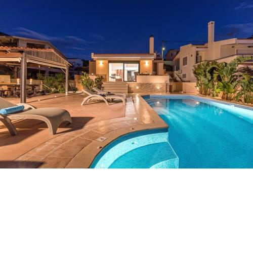 Luxurious Villa Solaris, 50 Meters From The Beach