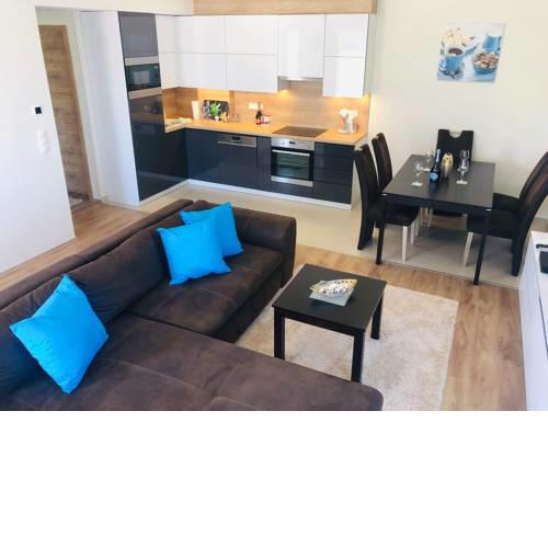 Luxury Apartment Admiral Family Siófok