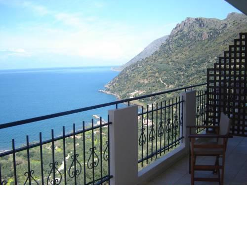 Luxury Apartment in Voukolies with beautiful Sea view