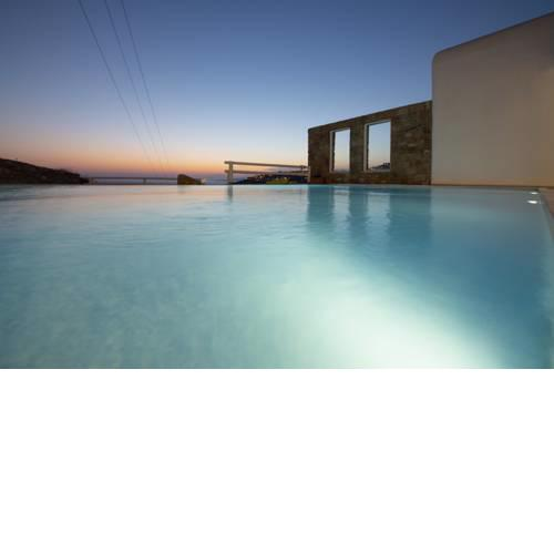 Luxury Seaview Villa with private pool - EUTERPE