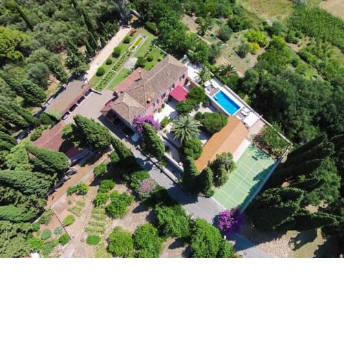 Luxury Villa Gorica on 20 000 m2. Garanteed privacy