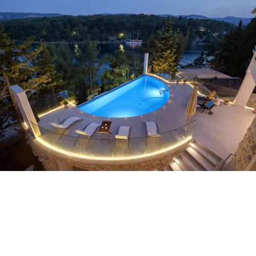 Luxury Villa Hvar Enigma with Pool
