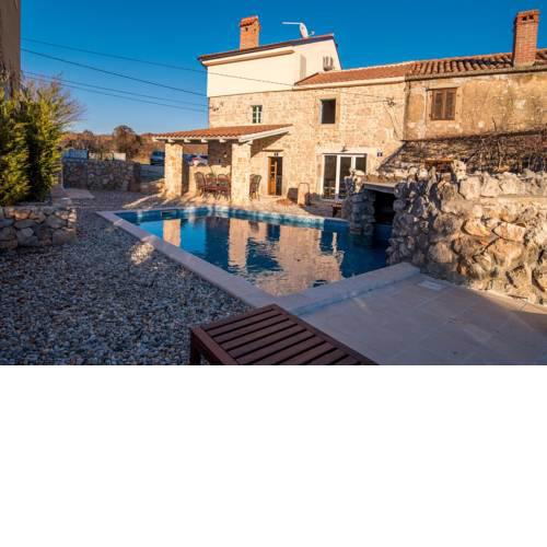 Luxury villa with a swimming pool Garica (Krk) - 17469
