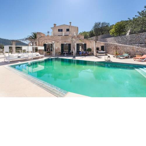 Majestic Holiday Estate sleep 12 pers in Calvia - a48075
