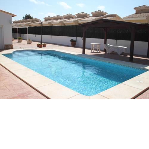 Mercedes - comfortable holiday accommodation in Calpe