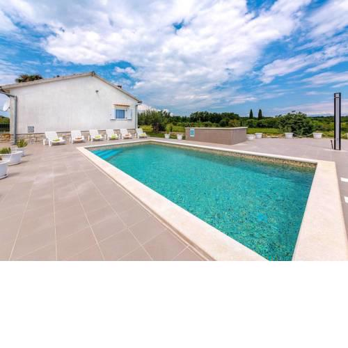 Modern Holiday Home with Private Pool in Marcana