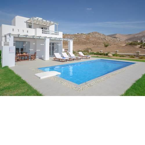 Natura Villas in Naxos