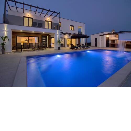 New luxury Villa Luka with amazing pool