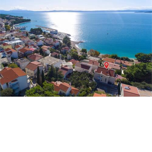Nice apartment in Baska Voda w/ WiFi and 1 Bedrooms