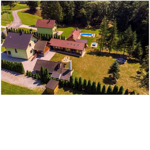Nice home in Novo Zvecevo w/ Indoor swimming pool, Sauna and 3 Bedrooms