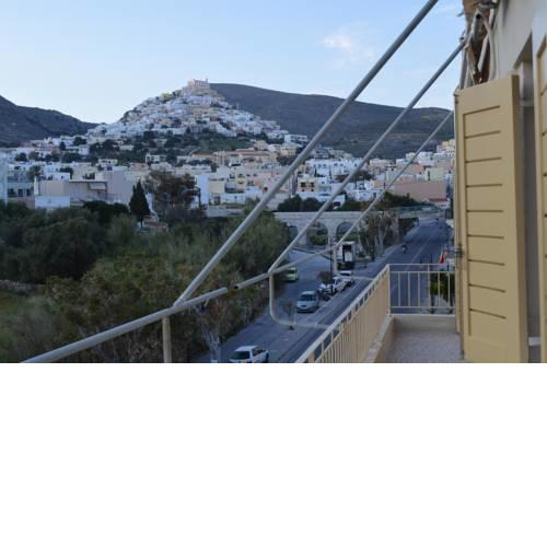 Nice View Apartment In Ermoupoli