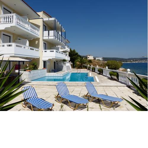Ostria Seaside Studios and Apartments