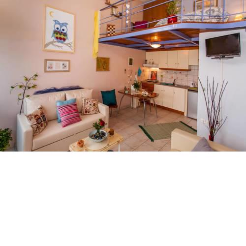 Paulos Studio Apartment