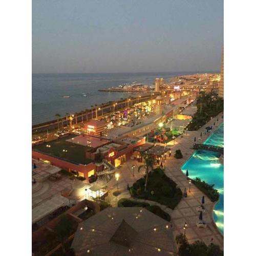 Penthouse Three-Bedroom Villa in Porto Sokhna Family only