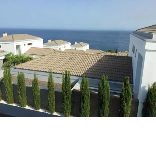 Property with 3 bedrooms in Sta Ursula with wonderful sea view and enclosed garden 5 km from the beach