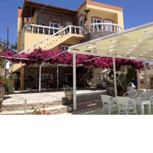Scenic Holiday Home in Syros with Balcony