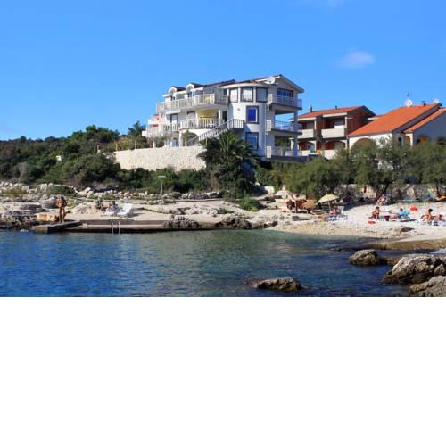 Seaside apartments with a swimming pool Zecevo Rtic (Rogoznica) - 8366