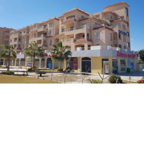 Seaside serviced apartments