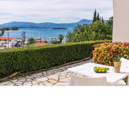 Seaview Luxurious Apartment near Corfu town