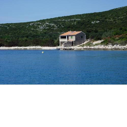 Secluded fisherman's cottage Cove Soline bay - Soline (Pasman) - 499