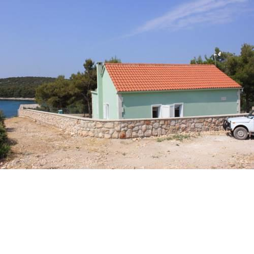 Secluded fisherman's cottage Cove Soline bay - Soline (Pasman) - 8326