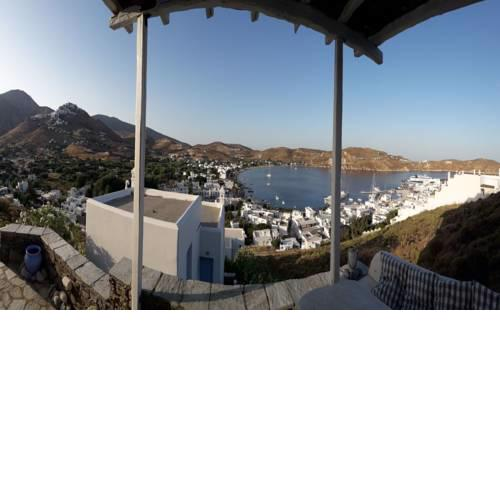 Serifos terrace house