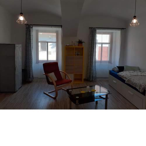 Small apartment near river Elbe