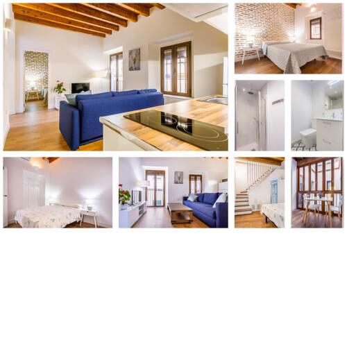 Stunning apartment in central Seville