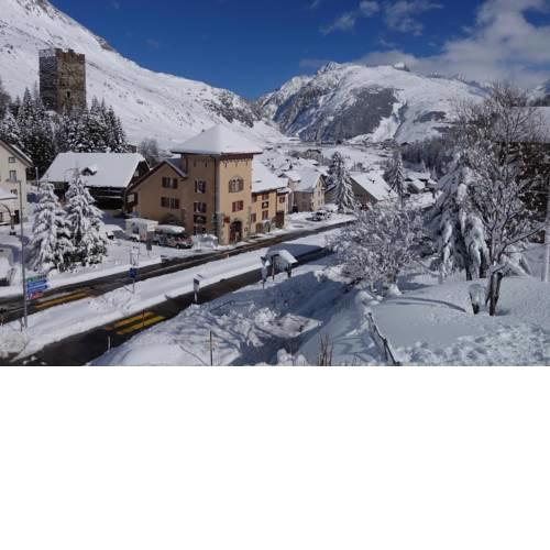 Sust Lodge am Gotthard