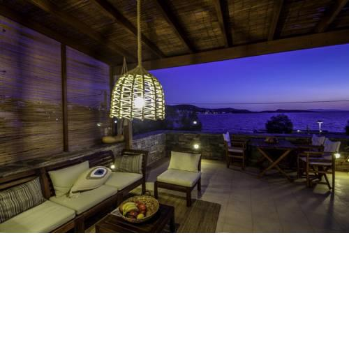 Syros Luxury Seaview Wellness Suite Finikas